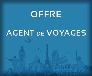Offre Agent de Voyages